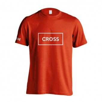 Cross cycling t-shirt